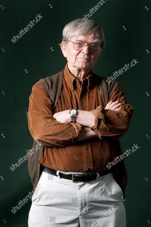 Stock Photo of Robert Coover