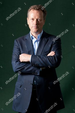 Booker prize nominee, Edward St Aubyn