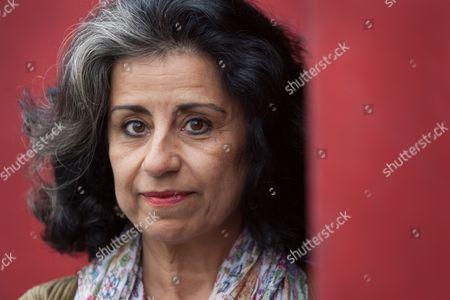 Acclaimed Egyptian author, Ahdaf Soueif
