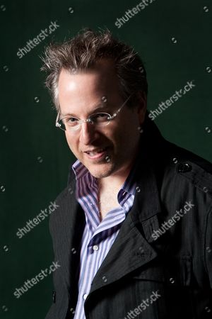 Stock Image of Ben Mezrich, author of 'The Social Network' about the founding of Facebook