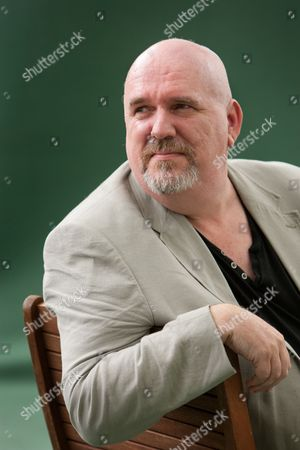 Stock Photo of Booker Man prize nominee Gerard Woodward, author of 'Nourishment'