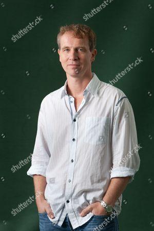 Stock Image of Jason Wallace, writer of children's books, winner of 2010 Costa Children's Book Award