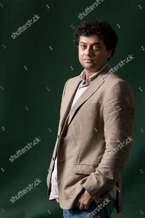 Neel Mukherjee, Indian author of 'A Life Apart'
