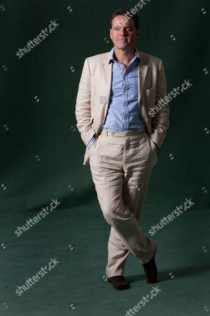 Stock Image of Niall Ferguson, Scottish historian and broadcaster
