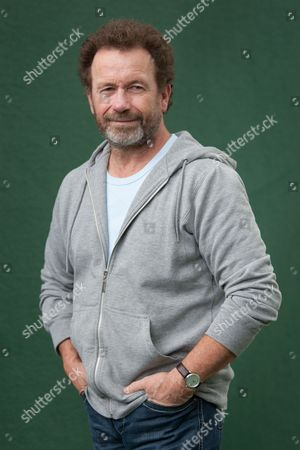 Stock Image of Per Petterson, Norwegian author, winner of the IMPAC and Independent Foreign Fiction prizes