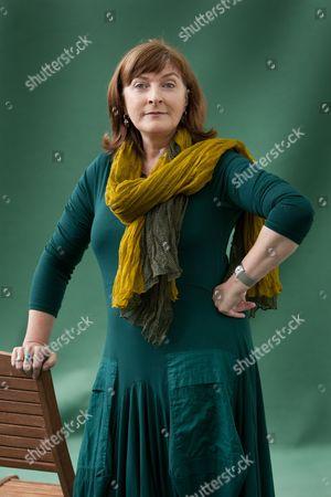 Scottish author, Janice Galloway