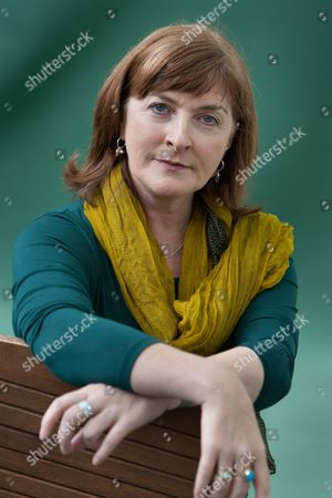 Stock Photo of Scottish author, Janice Galloway