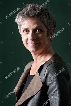 Scottish crime author, Denise Mina