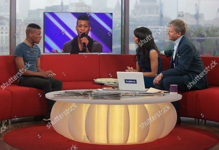Editorial picture of 'Daybreak' TV Programme, London, Britain - 12 Sep 2011