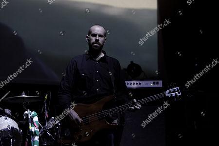 Scottish Band Mogwai perform at the Berlin Festival on 10/09/11