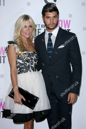 Tinsley Mortimer and Brian Mazza