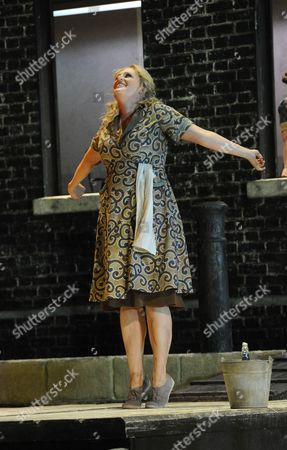 'Il Tabarro' - Eva-Maria Westbroek as Giorgetta