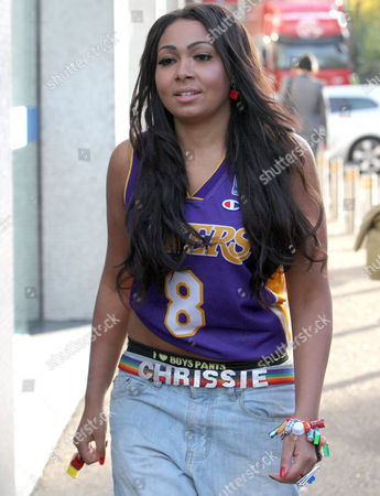 Editorial picture of X Factor contestant Chrissie Pitt arriving at London Studios, London, Britain - 13 Sep 2011