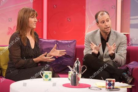 Lucy Cavendish and Noel Biderman