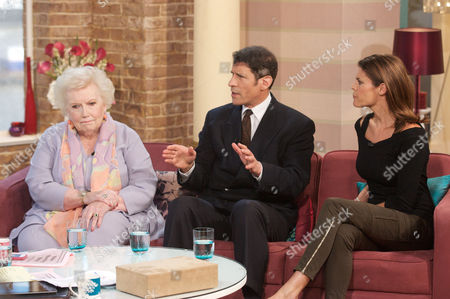 Denise Robertson, Aric Sigman and Liz Fraser