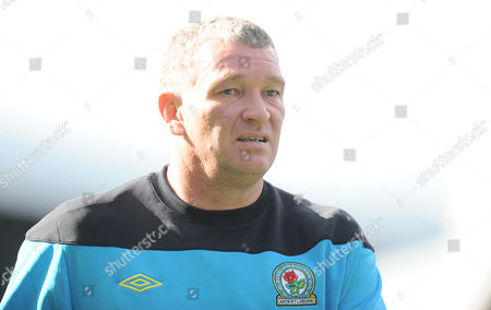 Blackburn Rovers assistant manager John Jensen