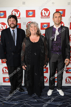 Editorial picture of TV Choice Awards, Savoy Hotel, London, Britain - 13 Sep 2011