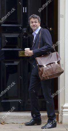 Rupert Harrison, George Osborne's Chief of staff leaving