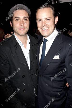 Joseph May (Myers) and Harry Hadden-Paton (Michael Palin)