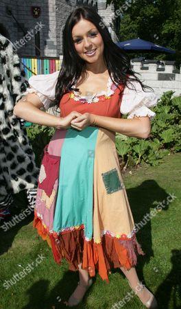Gemma James as Cinderella