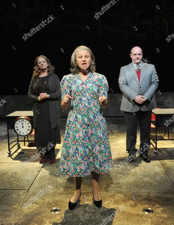 'My City' - Sorcha Cusack as Summers, Tracey Ullman as Lambert and David Troughton as Minken