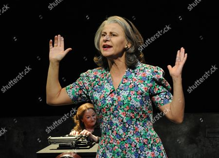 'My City' - Sorcha Cusack as Summers and Tracey Ullman as Lambert