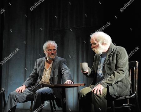 Editorial image of 'The Absence of Women' play at the Tricycle Theatre, London, Britain - 13 Sep 2011