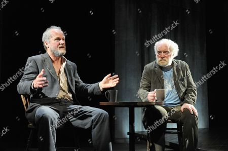 'The Absence of Women' - Peter Gowen as Gerry and Ciaran McIntyre as Iggy