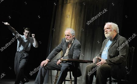 'The Absence of Women' - Francis Mezza as John, Peter Gowen as Gerry and Ciaran McIntyre as Iggy