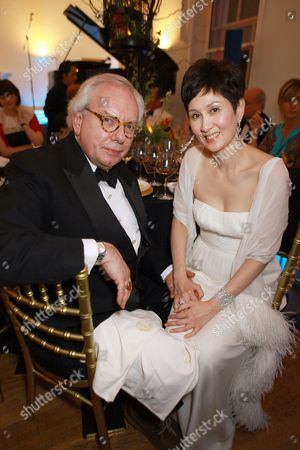 David Starkey and Michelle Ong