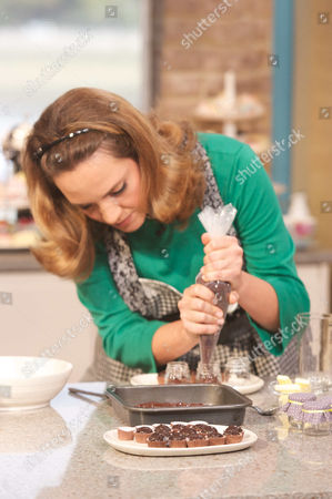 Editorial image of 'This Morning' TV Programme, London, Britain - 15 Sep 2011
