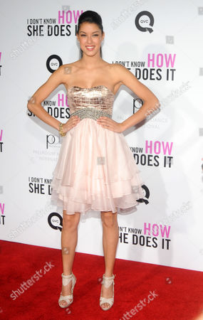 Editorial image of 'I Don't Know How She Does It' film premiere, New York, America - 12 Sep 2011