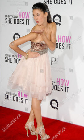 Editorial photo of 'I Don't Know How She Does It' film premiere, New York, America - 12 Sep 2011