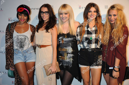 Editorial photo of Rimmel London party, Battersea Power Station, London, Britain - 15 Sep 2011