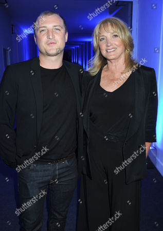 Nick Moss (Kate's brother) and Linda Moss (Kate's mother)