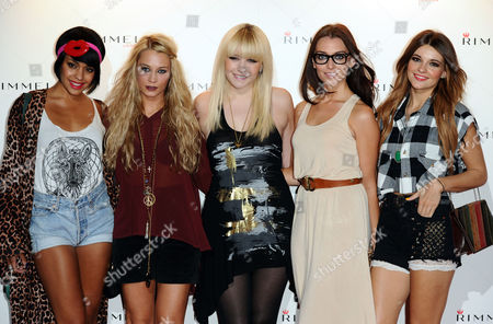 Editorial image of Rimmel London party, Battersea Power Station, London, Britain - 15 Sep 2011