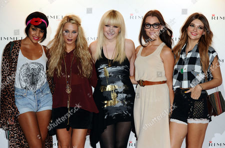 Editorial picture of Rimmel London party, Battersea Power Station, London, Britain - 15 Sep 2011