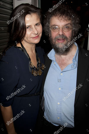 Tracey Ullman (Lambert) and Stephen Poliakoff (Author/Director)