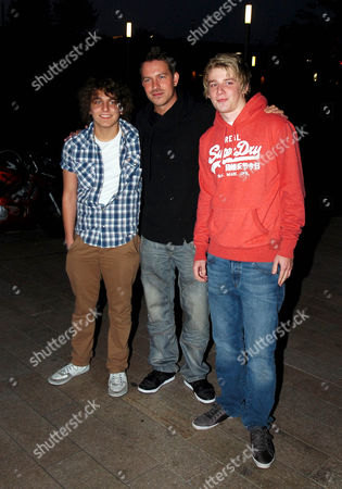 Editorial photo of Hollyoaks cast party at The Hilton hotel in Liverpool, Britain - 15 Sep 2011