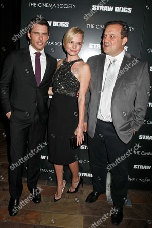 James Marsden, Kate Bosworth and Rod Lurie
