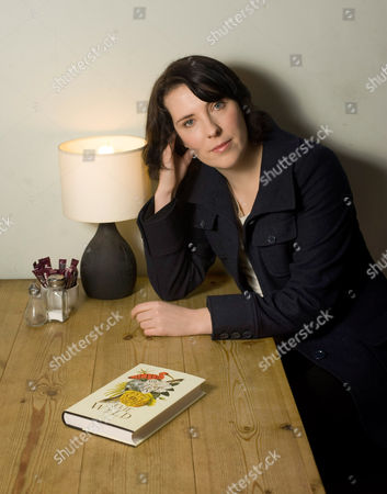 Evie Wyld in a cafe near the Review bookshop in south west London.