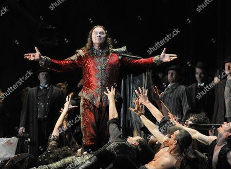 Rene Pape as Mephistopheles