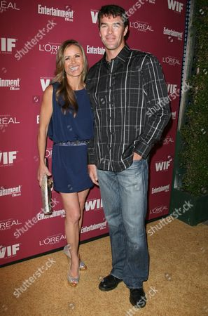 Editorial photo of Entertainment Weekly and Women in Film Pre Emmy Party at Boa Steakhouse in West Hollywood, Los Angeles, America - 16 Sep 2011