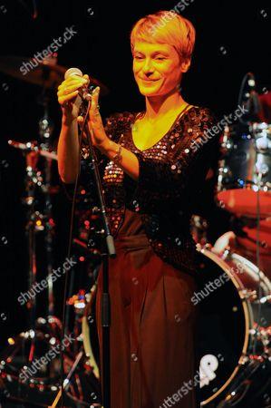 Stock Picture of Valerie Sajdik