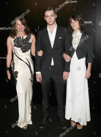 Editorial photo of Moet & Chandon Etoile Awards, London, Britain - 19 Sep 2011