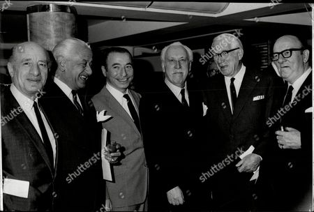 Bert Ambrose, Geraldo, Joe Loss, Sir Arthur Bliss, Henry Hall and Bill Cotton