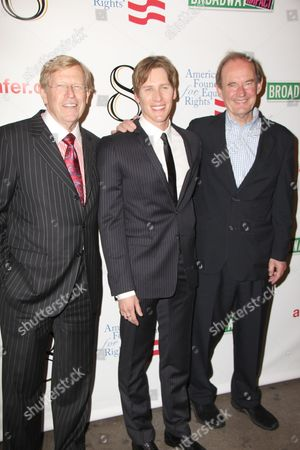 Theodore Olson, Dustin Lance Black, David Boies