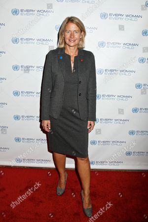 Stock Picture of Jasmine Whitbread, CEO Save the Children Intl.