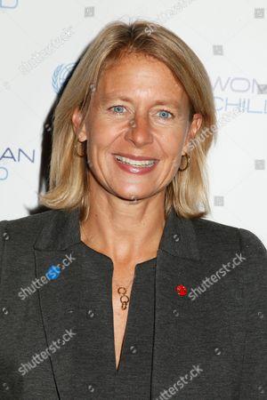 Jasmine Whitbread, CEO Save the Children Intl.