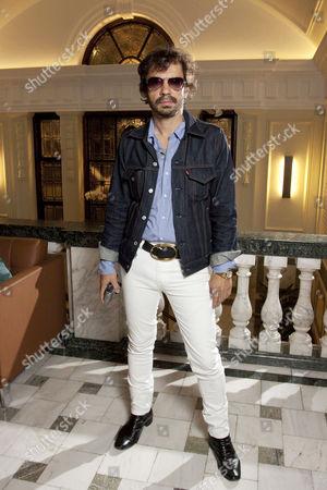 Olivier Zahm, founder of French fashion magazine, Purple